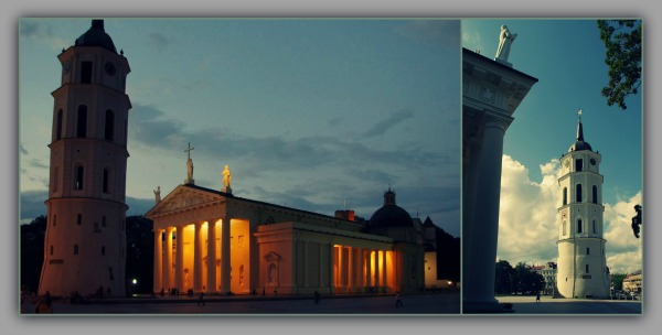 baltic states, lithuania, vilnius, cathedral