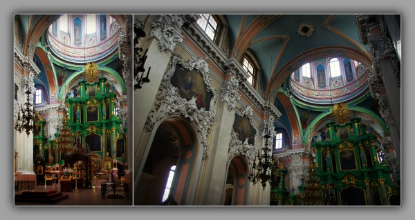 baltic states, lithuania, vilnius, holy ghost