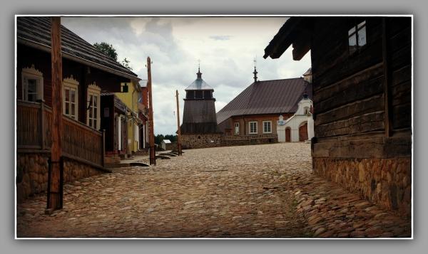 baltic states, lithuania, rumšiškės open air museu