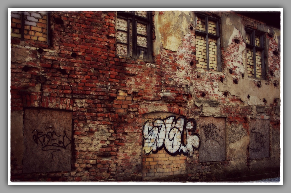 baltic states, lithuania, klaipėda, old house