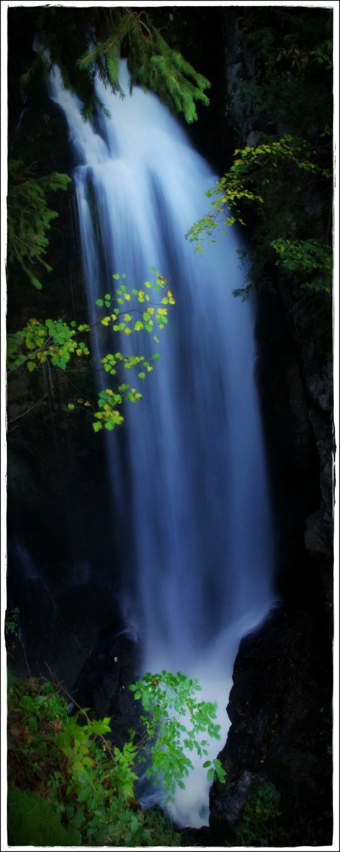 austria, salzburg, golling, waterfall