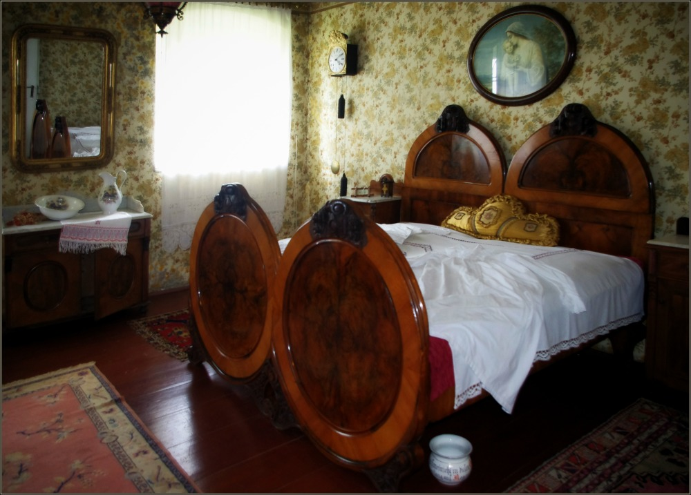 austria, summerauerhof, bedroom