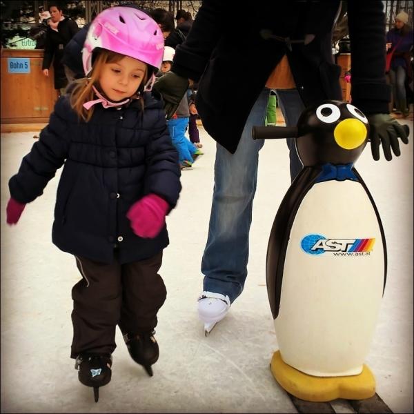 emilia, januray 16, skating
