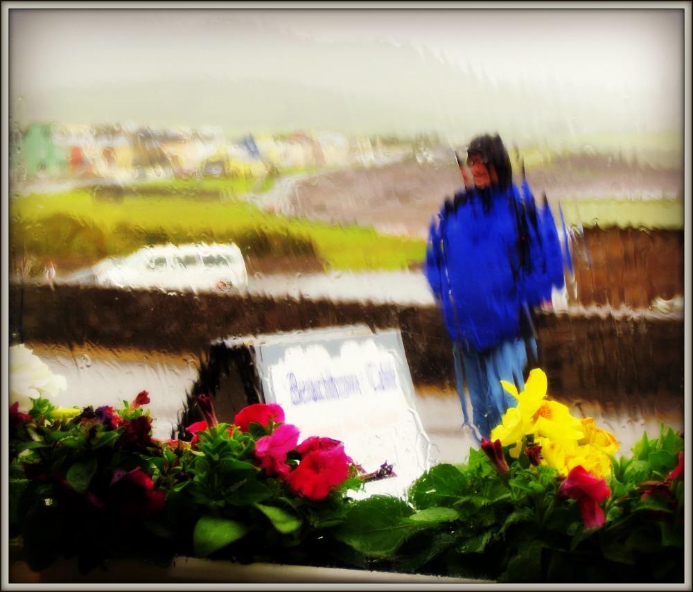ireland, rainy day