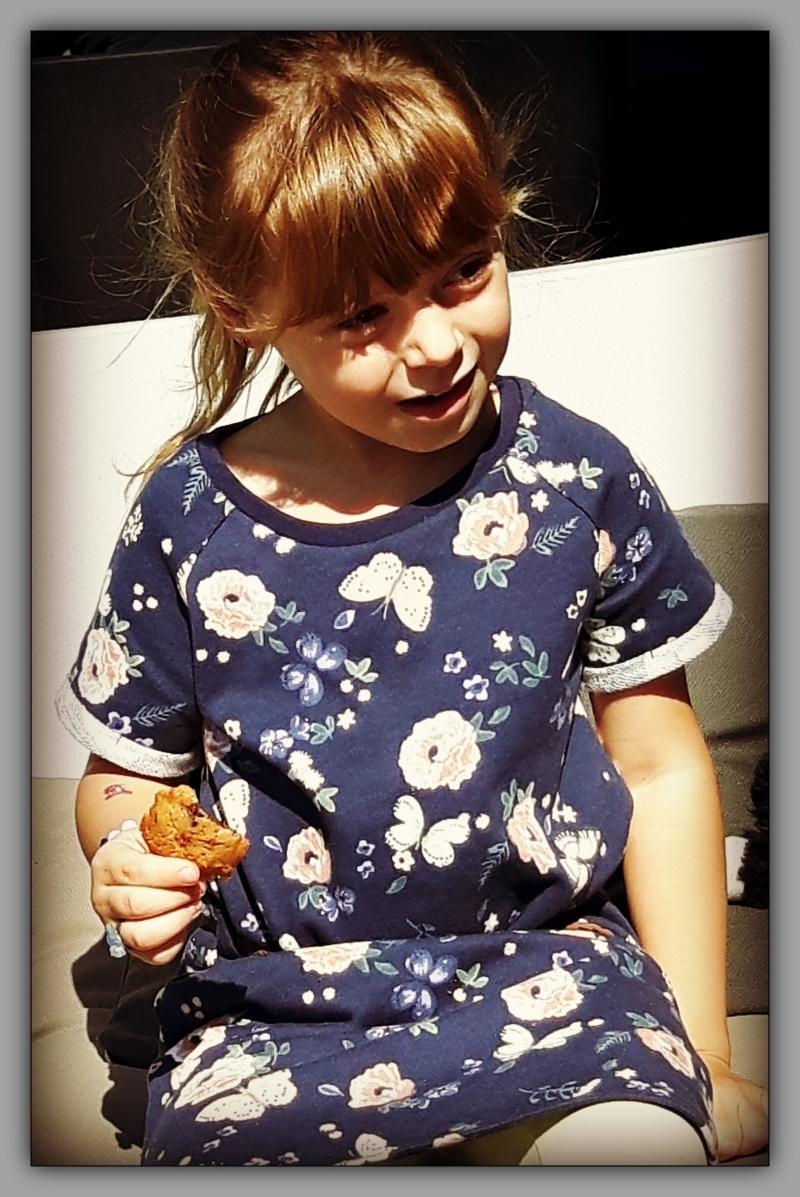 emilia, six years old