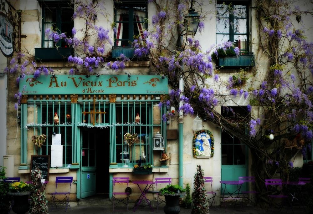 paris, restaurant, ile de la cité