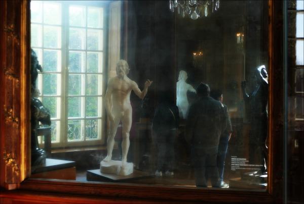paris, rodin museum