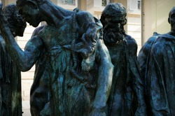 """""""The Burghers of Calais"""""""
