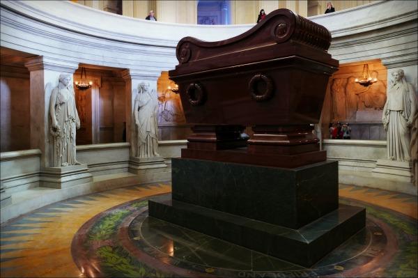 paris, dome des invalides, napoleon's tomb