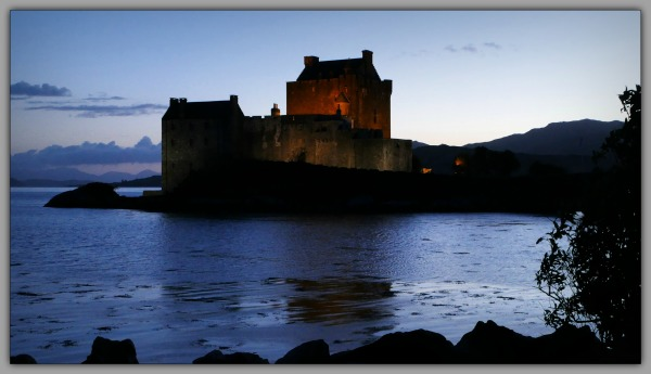 scotland, loch, eilean donan, castle