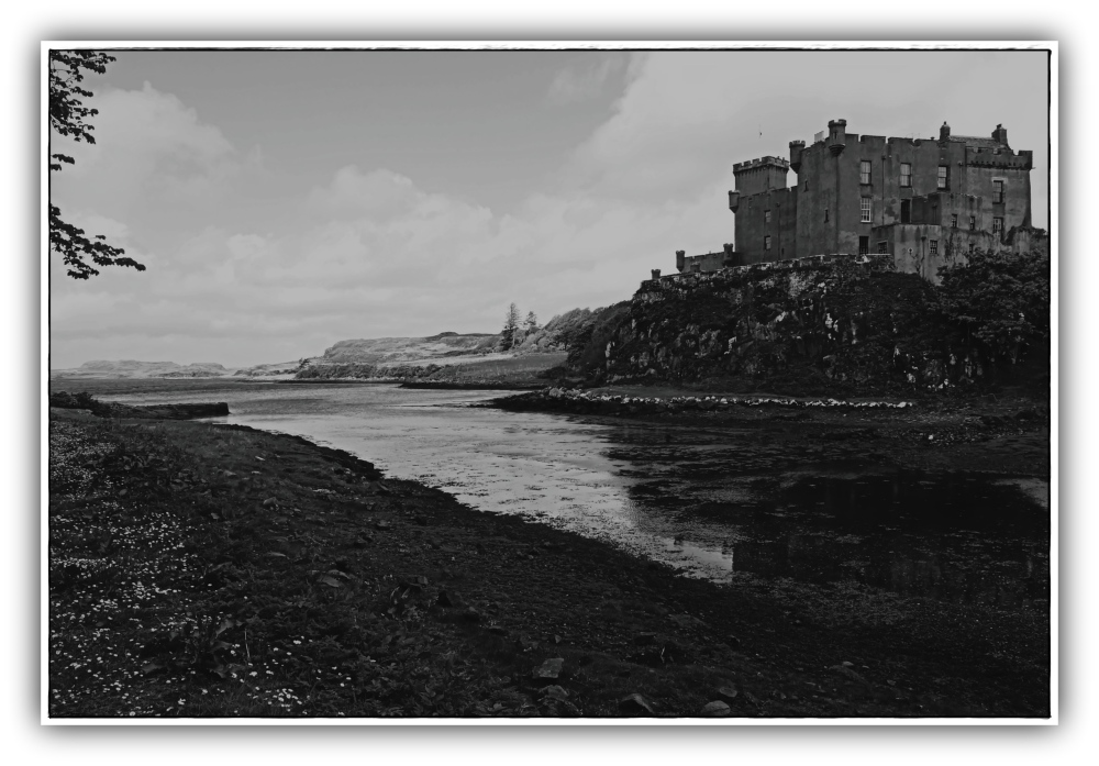 scotland, skyd, dunvegan castle
