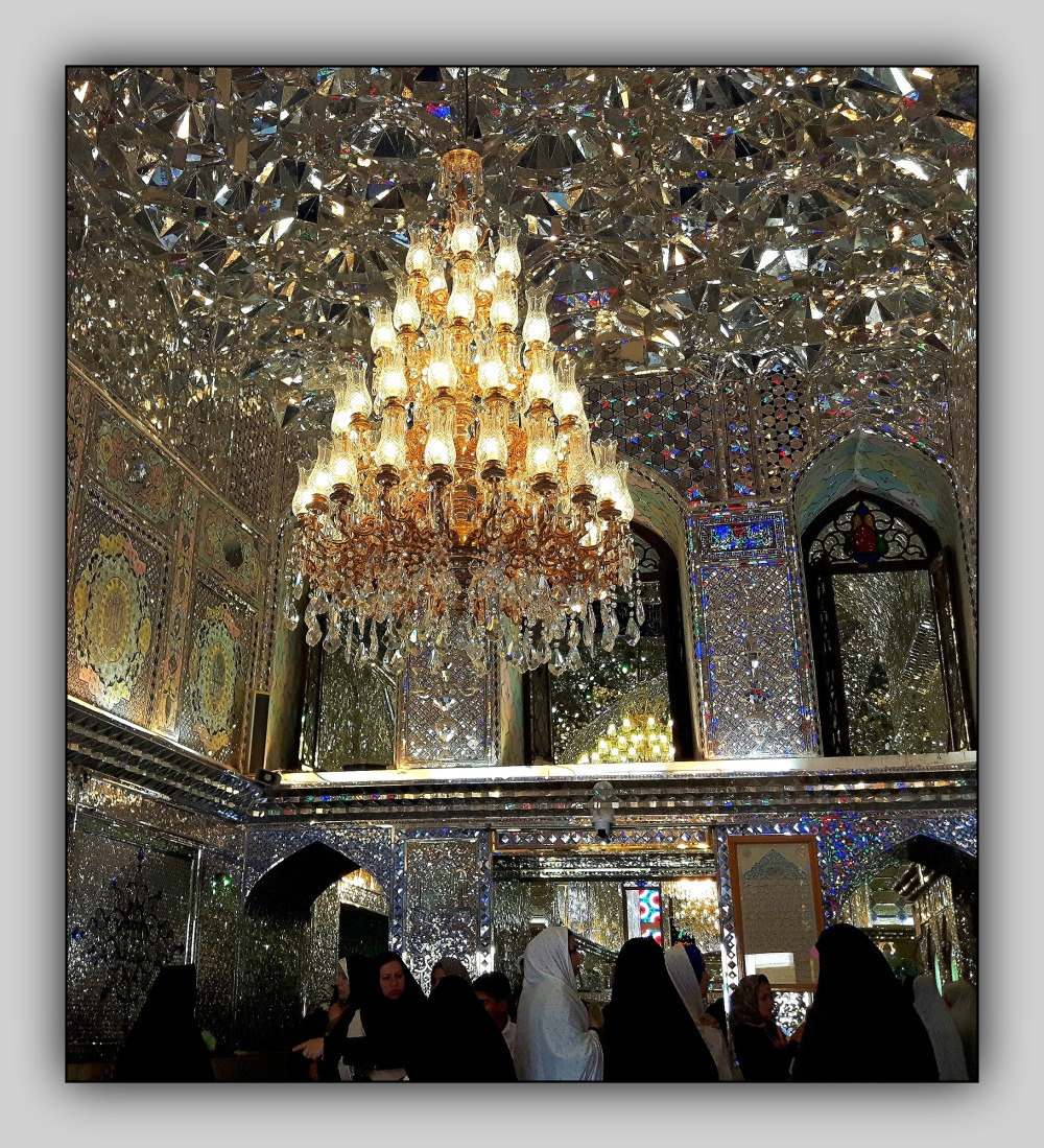 iran, shiraz, shrine, prayer room, women