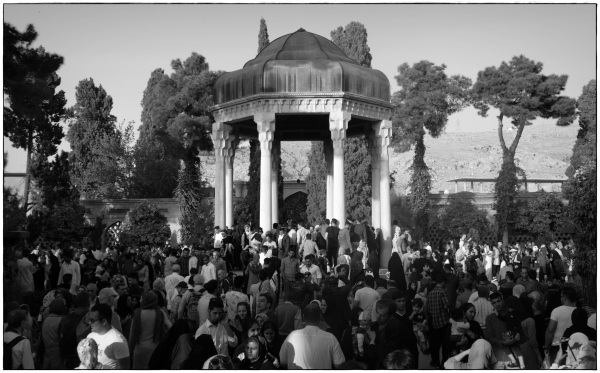 iran, shiraz, hafez, tomb, people