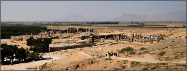 iran, persepolis, panorama