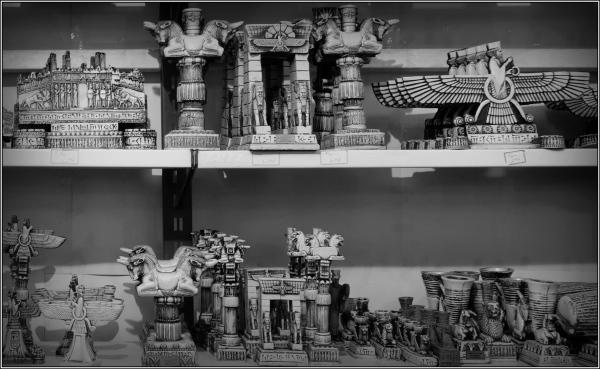 iran, persepolis, souvenirs