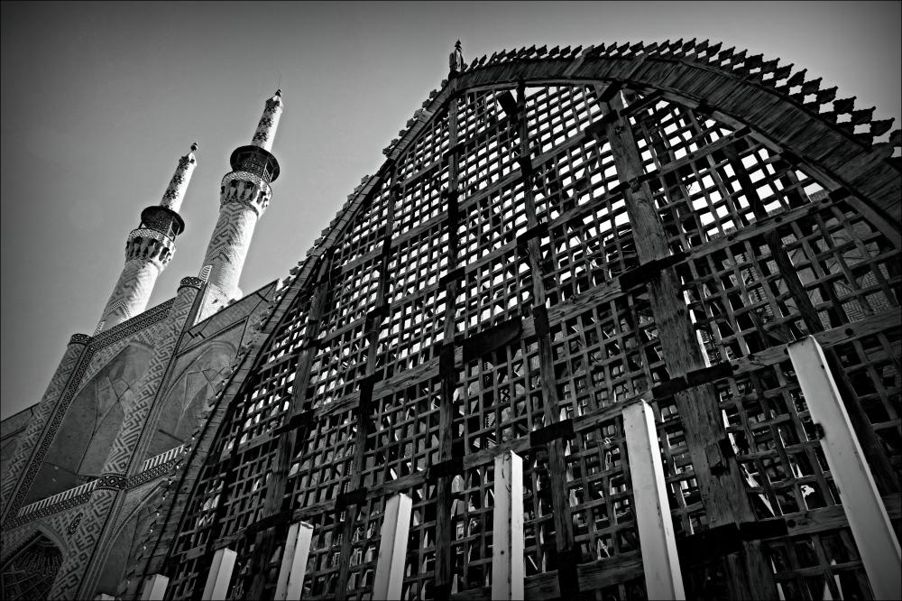 iran, yazd, amir-chakhmaq, nakhl