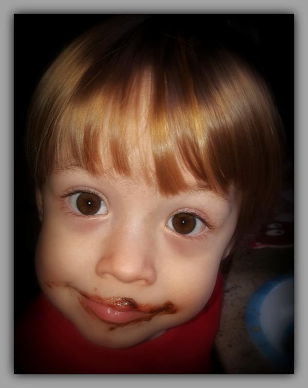 Nutella boy