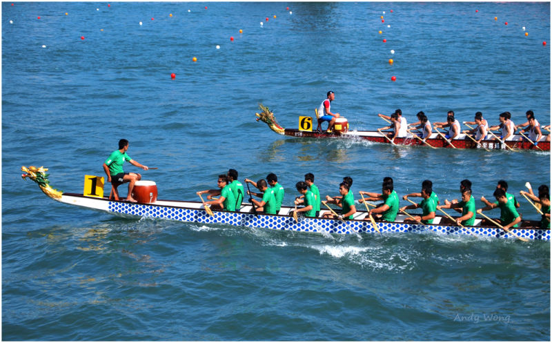 HONG KONG DRAGON BOAT CARNIVAL #2