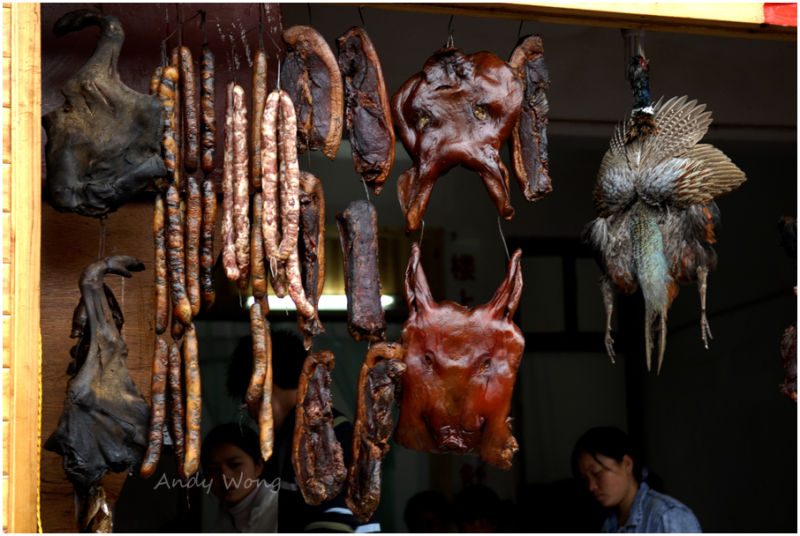 Traditional Chinese Cured Meat