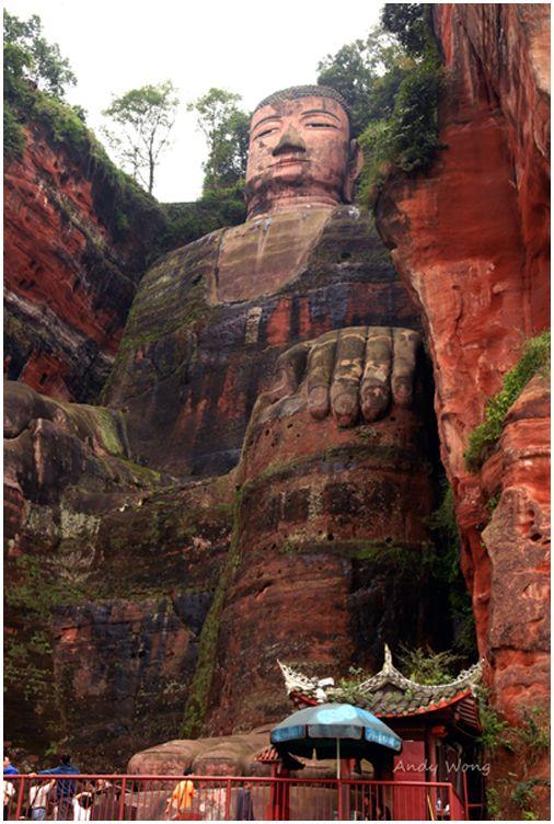 Leshan Giant Buddha #2
