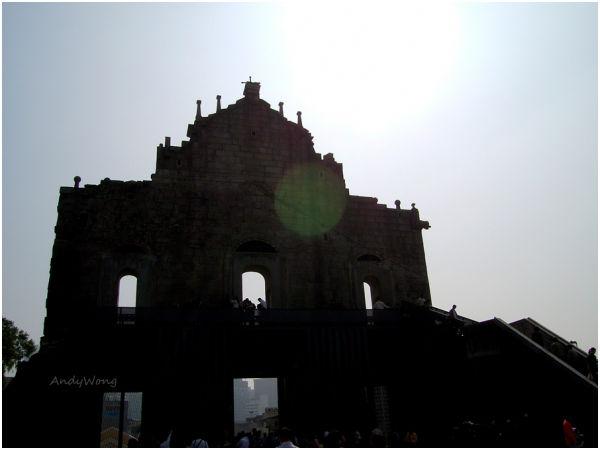Ruins of St.Paul#3 , Macau, China
