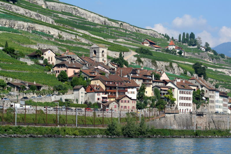 South Switzerland - Lake Geneva