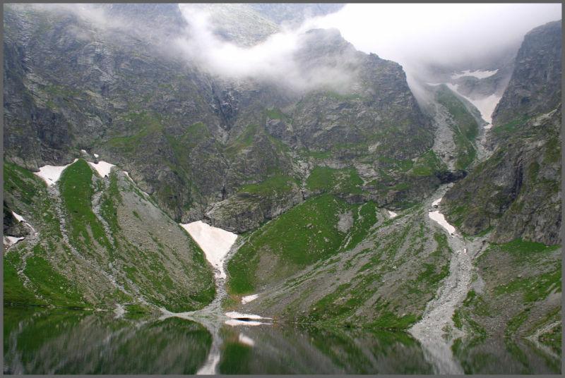 Black Pond  Tatra Mountains