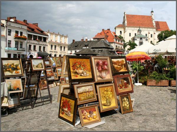 Kazimierz - The City of Art