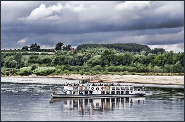A River Ship