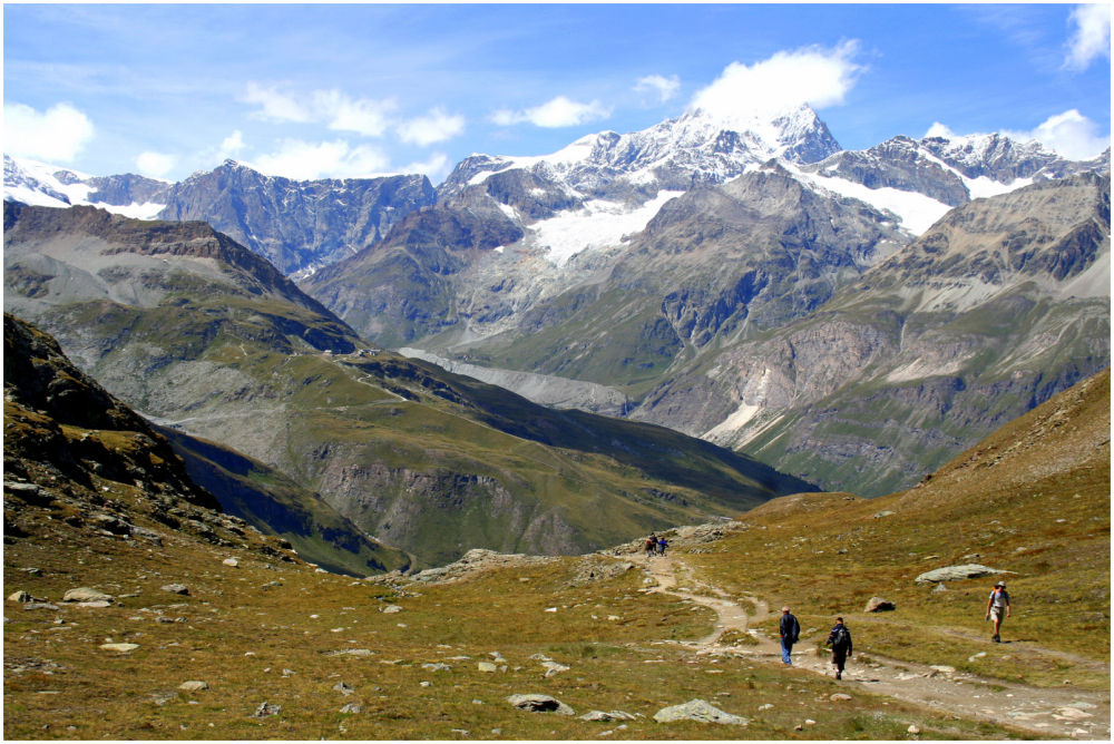 Swiss valleys