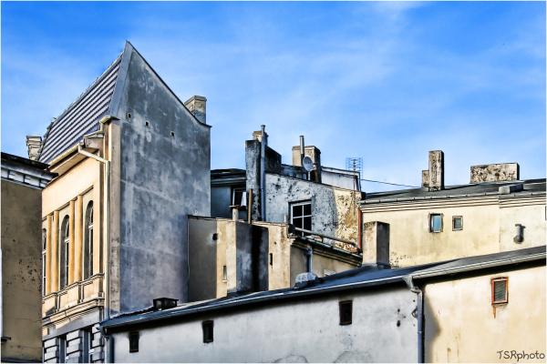 Strange roofs