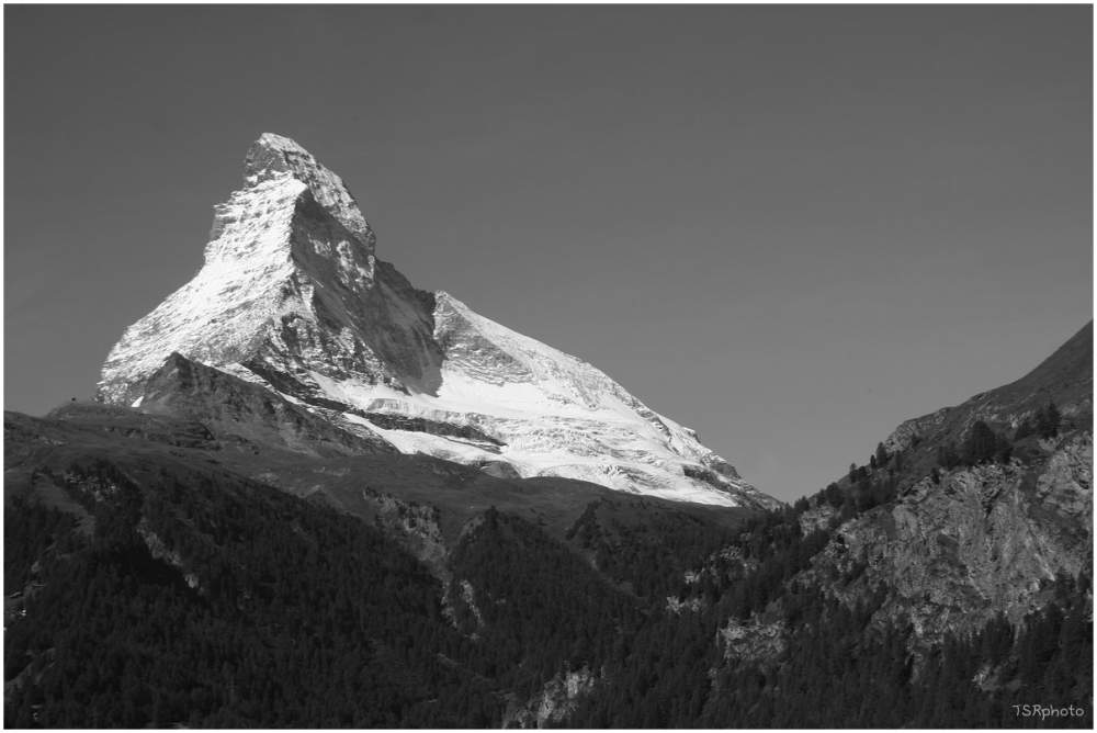 Matterhorn, like a Sphinx ?