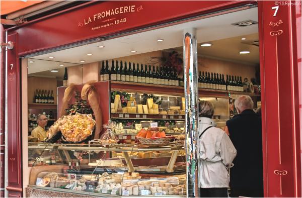 Paris fromage France