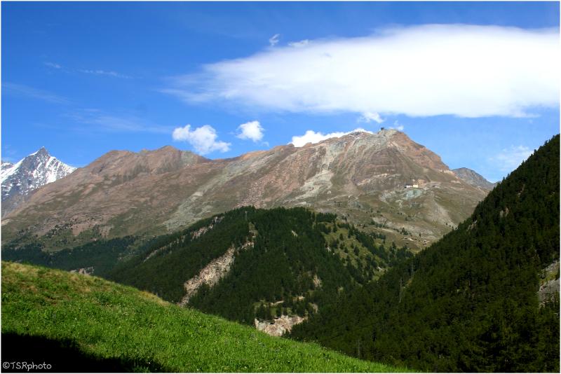 Alpine hiking 2