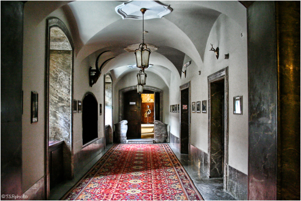 Inside The Castle