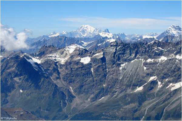 Mont Blanc - Roof of Europe
