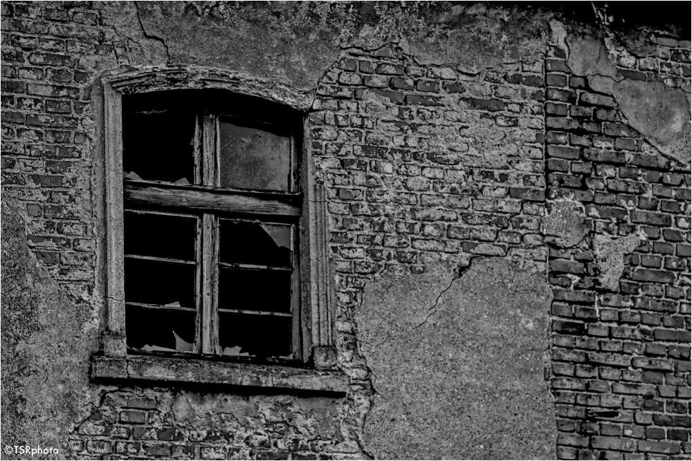 wall window street city