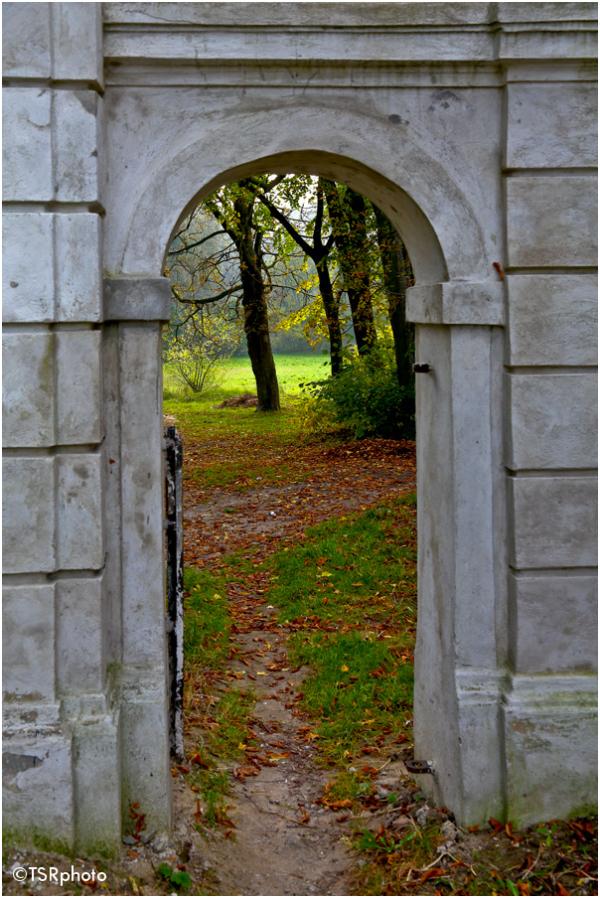 Entrance to the autumn paradise ;-)