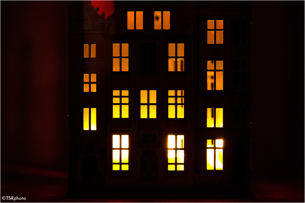 Illuminated windows