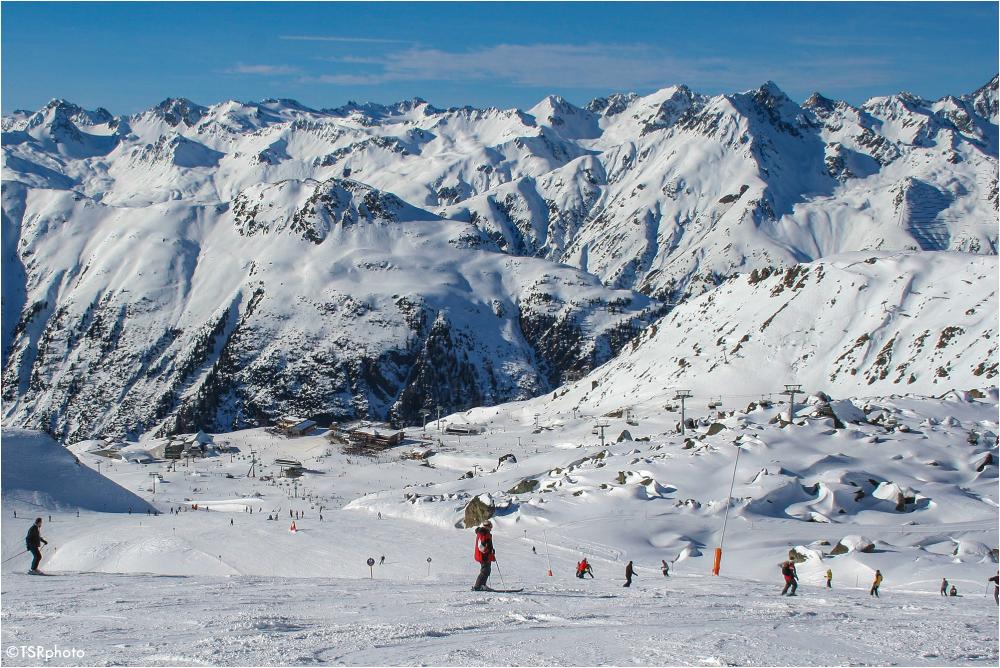 Ski resort 3/4