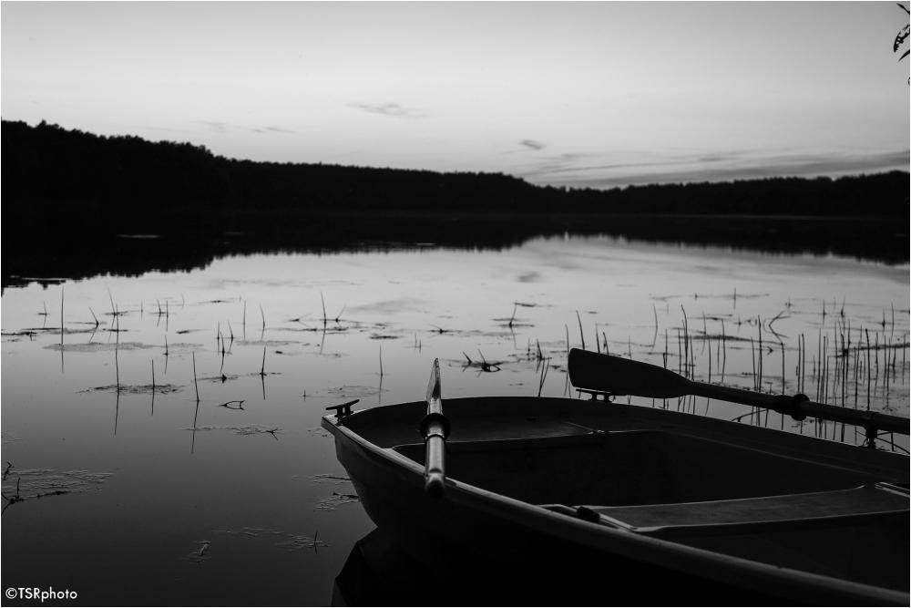 Twilight on the Lake