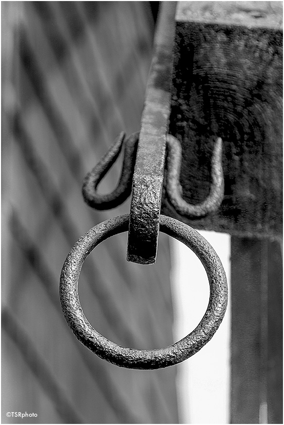 Hooks and ring