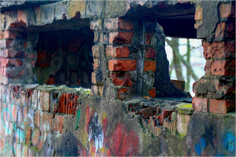 Vorgotten wall