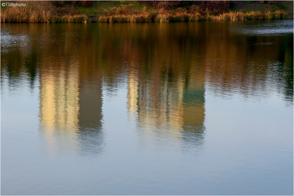 Autumnal water
