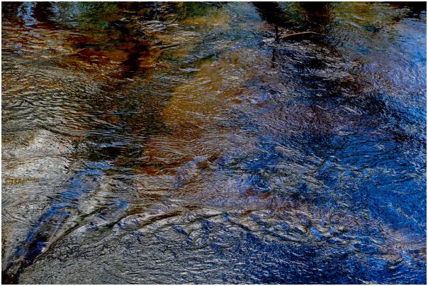 Restless water