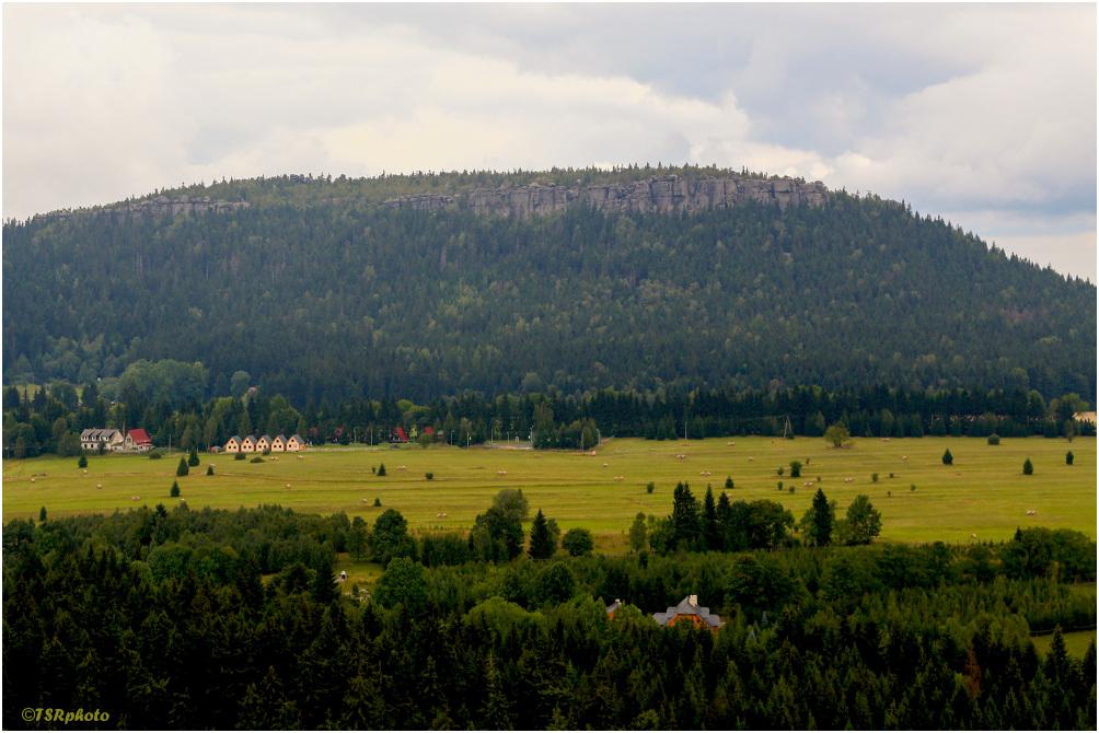 Szczeliniec 919 m