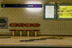 Carnide   Subway Station