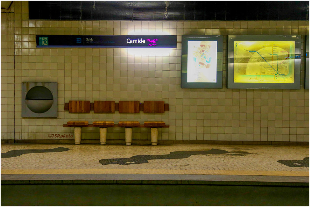 Carnide - Subway Station
