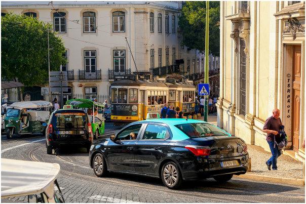 Streets of Lisbon 2