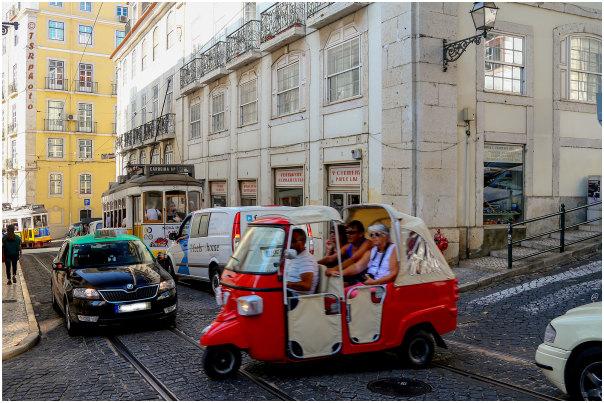 Streets of Lisbon 3